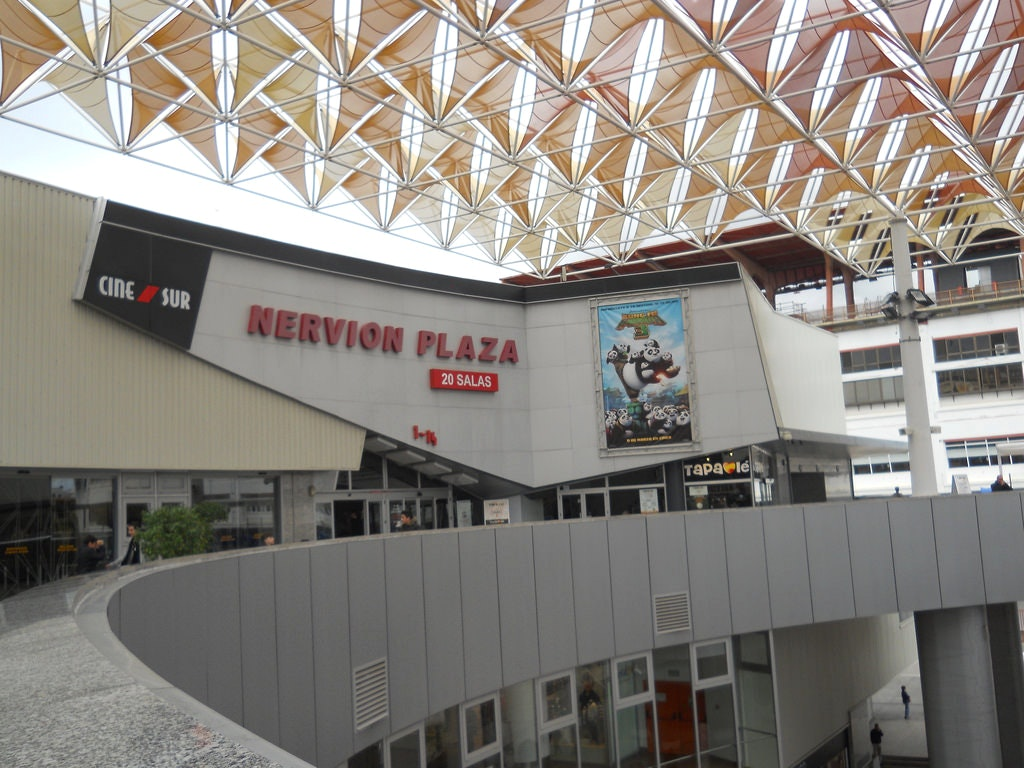 Nervion plaza Seville cinemas